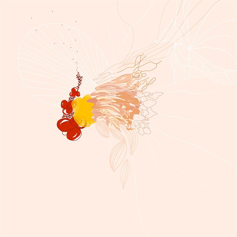 Sweetpoeticmagic-endométriose dessiner ce que l'on ressent