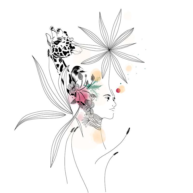 Sweetpoeticmagic-Le souffle de l'air-illustration guidée